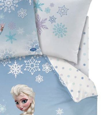 Drap-housse Princesses Disney Frozen - La Reine des Neiges