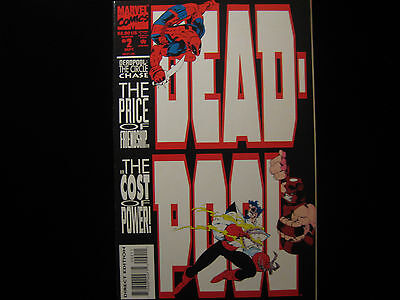 Deadpool: The Circle Chase #2 (Sept 1993)