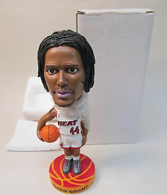 2002 Miami Heat BRIAN GRANT baseketball nodder bobblehead bobber Mint in Box