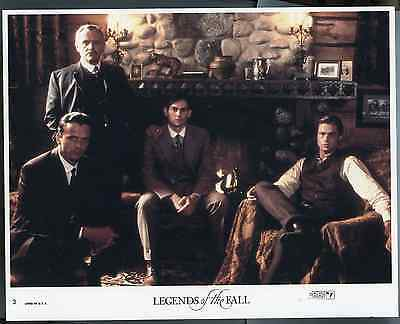 "Vintage ""Legends of the Fall"" Lobby Card"