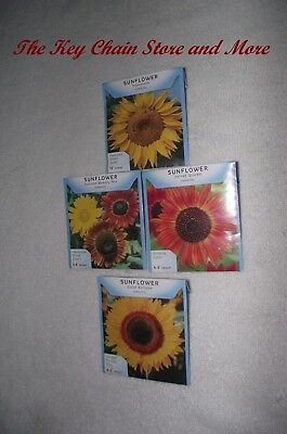 Sunflower Seed Packets Grown on Our Farm - 2 Varieties