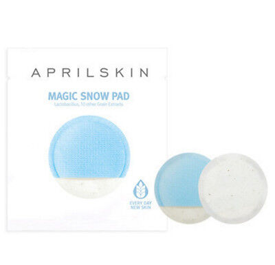 APRIL SKIN Magic Snow Pads