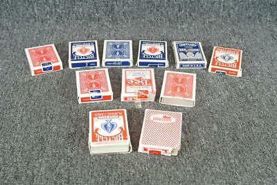 Lot Of 11 Decks Of Playing Cards Various Brands