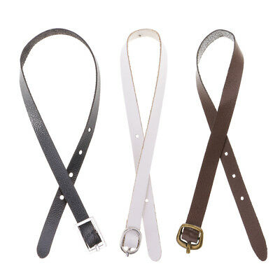 3 Pieces 1//6 4 Holes Belt for 12/'/' TC Dragon Male Figure Body Clothing ACCS