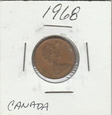 Canada 1968 One Cent