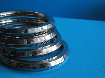 New Sikh Kara Stainless Steel 5 lines Thick chunky Bangle