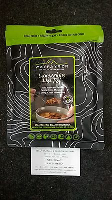 Wayfayrer Camping Food,complete Meal Ready To Eat Hot/cold Massive Meal Choices