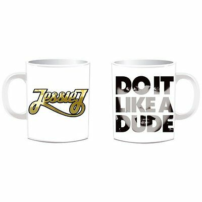 Official Bravado Boxed JESSIE J Do It Like A Dude mug - NEW