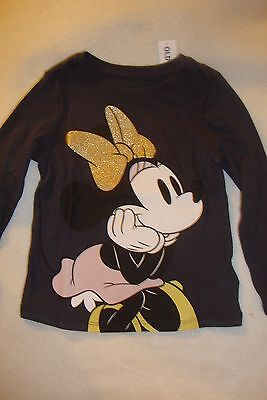 Old Navy / Disney Minnie Mouse Graphic Tee Shirt Nwt