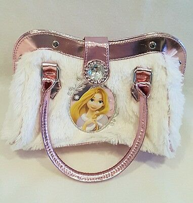 Disney Store New*princess Doll Bag  Silver Hand Bag