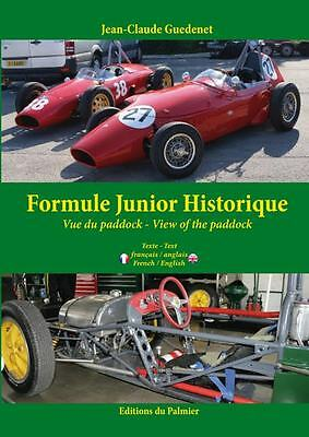 Formule Junior Historique - Vue Du Paddock / View Of The Paddock