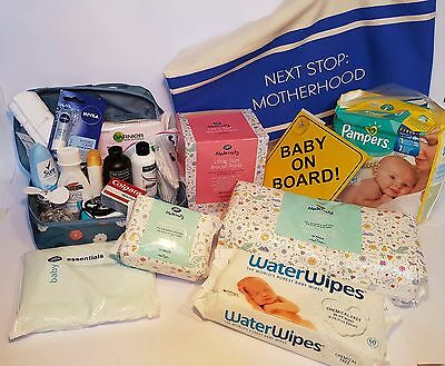 Maternity Hospital Bag Product Bundle for Mum & Baby - 22 Products