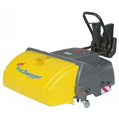 Rolly Toys frontkehrmaschine Barredora Sweeper AMARILLO