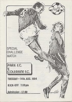 Aug 84 PARK v COLERAINE