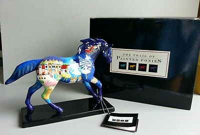 """TRAIL OF PAINTED PONIES First Edition """"NUTCRACKER PONY"""" 1E/5642"""