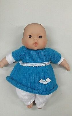 Lots To Cuddle Baby Twin Berenguer Branded Doll (Not In Original Clothing)