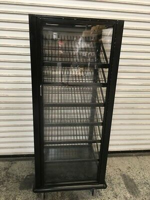 "24"" Dry Bakery Display Case FFR-DSI #7085 Commercial Bread Donut Baked Good Rack"