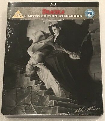 Dracula (Alex Ross Collection) Steelbook - UK Exclusive Limited Edition Blu-Ray
