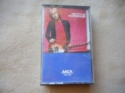 """Tom Petty """"Damn The Torpedoes"""" Cassette Refugee Here Comes My Girl"""