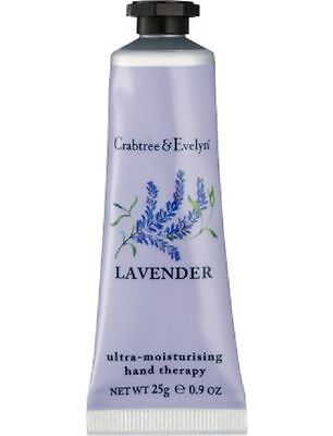 Crabtree & Evelyn Hand Therapy 25g - LAVENDER - Brand New