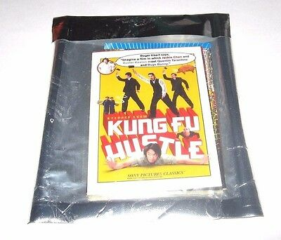 Rare 2004 Kung Fu Hustle Movie Promo Card Set - Stephen Chow Sing