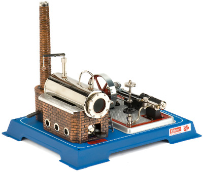 Wilesco D16 Steam Engine Brand New Free Shipping