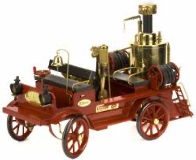 Wilesco D305 Steam Driven Fire Engine Brand New Free Shipping