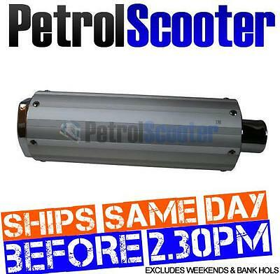 Exhaust Rear Can Silencer for 125cc Fits JMstar Baotian Benzhou Many Chinese
