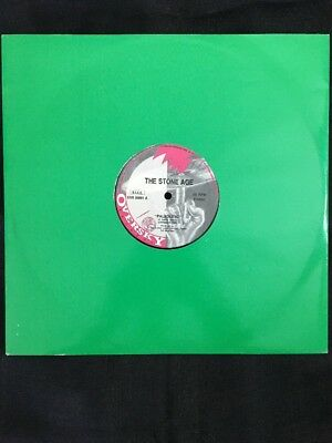 "THE STONE AGE - Paleolitic - OVERSKY Records - 12"" vinyl DISCO MIX"