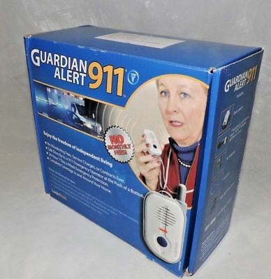Guardian Alert 911 Model 30511 NO MONTHLY FEES *ONLY 2 WAY Pendant communicator*