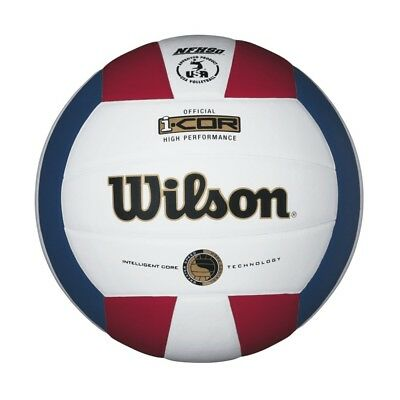 Wilson i-COR High Performance Volleyball Red/White/Blue WTH7700XRWB