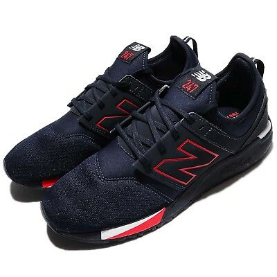 New Balance MRL247NR D 247 Navy Red Men Running Shoes Trainers MRL247NRD