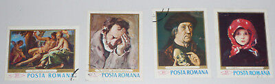 stamps - used - Romania