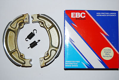 Honda CBF125 PCX 125 EBC rear brake shoes H352