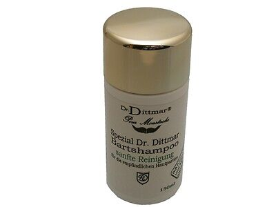 Special Dr.Dittmar Beard Shampoo for Perfect Care Germany