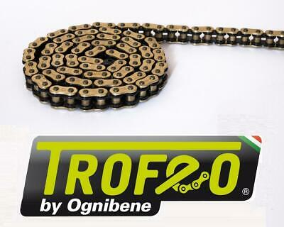 Trofeo Gold 530 Pitch Chain 96 Links Fits Yamaha RD400 Cast Wheels 77>