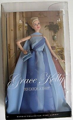Barbie Grace Kelly To Catch a Thief Collector Pink Label NRFB T7903