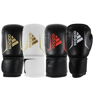 Adidas Boxing Sparring Gloves Black Red Blue White 6oz 8oz 10oz 12oz 14 Speed 50