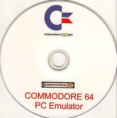 Commodore 64 Emulator for PC's with over 5000 Freeware games