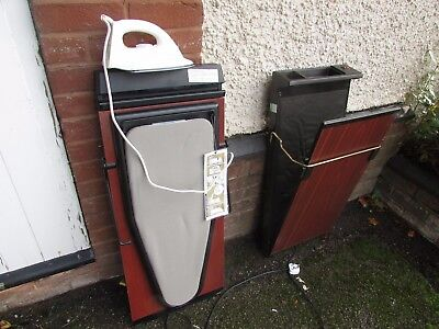 5x Morphy Richards Wall Mounted Trouser Press (right of pic). Full Working order