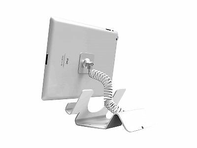 NEW! Maclocks CL12CUTHWB Compulocks Universal Security Tablet Holder White With