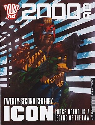 2000AD Prog #2051 - 04 October 2017 - NEW