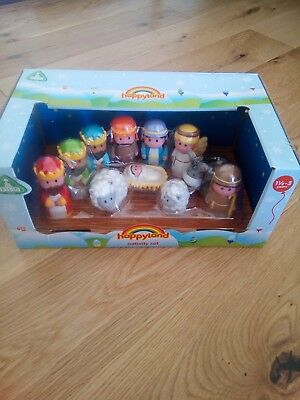 Happyland Nativity Set by Early Learning Centre Christmas