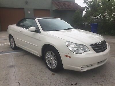 2008 Chrysler Sebring Touring Edition - 2 Door Sport Convertible 2008 Sebring Touring Edition - 2.7 Convertible - Certified No Accidents - Nice