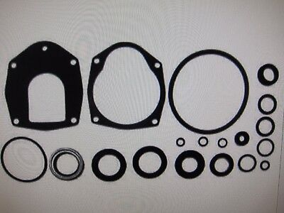 New Sierra Gear Housing Seal Kit 18-2647 816575A1 816575A3 More Parts Listed