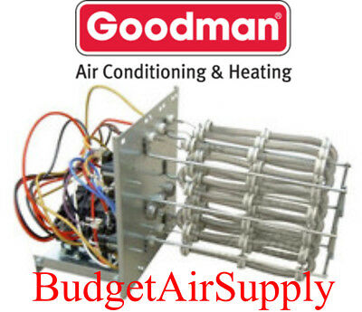 Goodman/AMANA  HKR20C  20kw (68,200 BTU) Heat Strip Heater Coil- (WITH BREAKER)