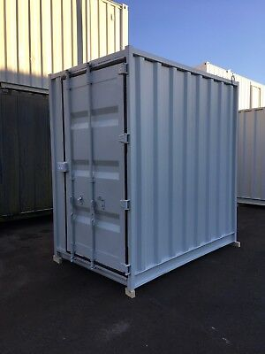 8 Ft X 5 Ft Storage Container