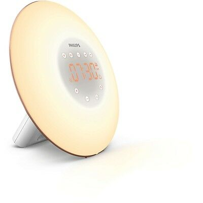 Philips Día Reloj hf3506/50 TREND COLLECTION WAKE-UP LIGHT de DESPERTADOR CON