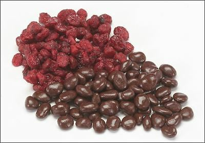 Chocolate Covered Red Cranberries - 11.03 lb