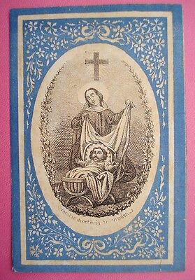 139. Antique Holy Card